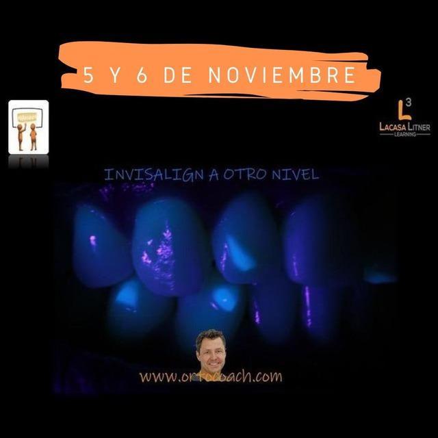 Formación: Curso Invisalign a otro nivel 5 y 6 de Noviembre 2021 (III Edición)