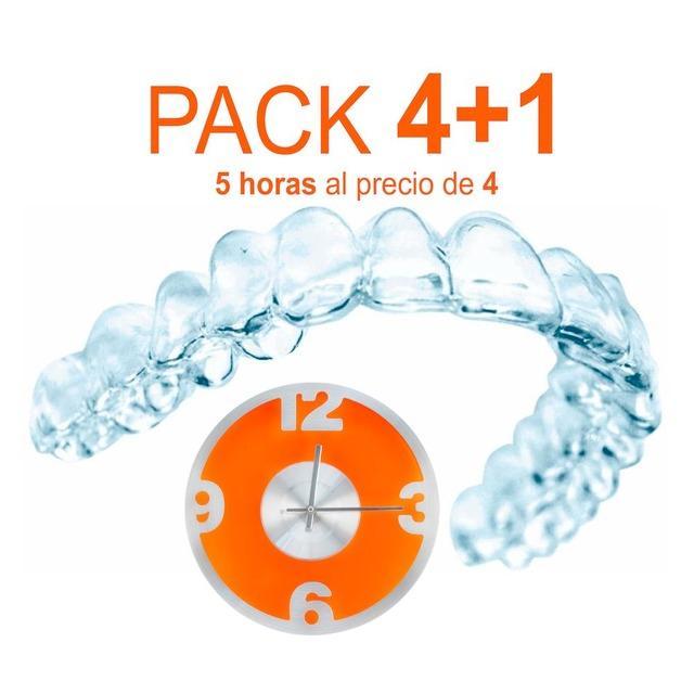 Pack de 5 horas Formación y Asesoramiento en Ortodoncia al precio de 4