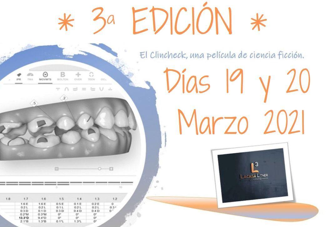 ¡Nuevo Curso de ortodoncia L3! 19 y 20 de Marzo 2021